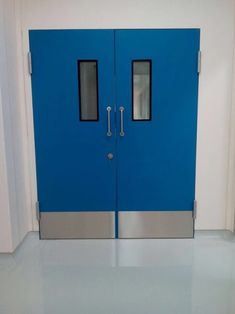 GRP Doors from MRC Doors comes along with wide range of accessories and door furniture. These doors can be single or double swing, manual or automatic.