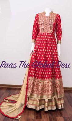 bridal lehenga USA Silk Chania with designer brocade blouse and contrast dupatta Lehenga Gown, Lehenga Choli Online, Saree Dress, Bridal Lehenga, Dress Skirt, Indian Wedding Outfits, Indian Outfits, Indian Clothes, Bridal Dresses