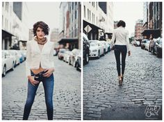 New York City Editorial Photo shoot by Geni Bean of Pink Owl Photography
