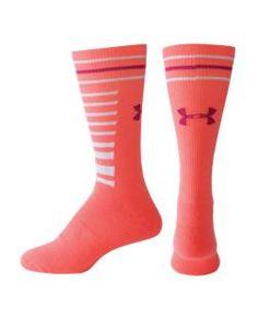 Girls' UA Multi Stripe Socks