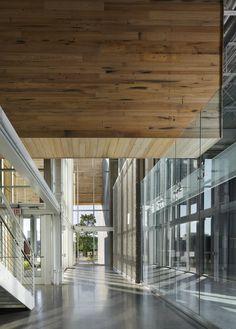 UMD Swenson Civil Engineering Building / Ross-Barney Architects