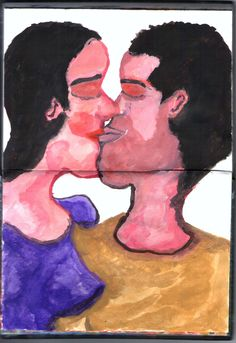 """""""Die Kiss"""" by Rony."""