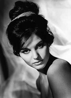 Claudia Cardinale ~ photographed by Cornel Lucas, 1958.