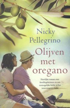Olijven met oregano - Nicky Pellegrino | watleesjij.nu