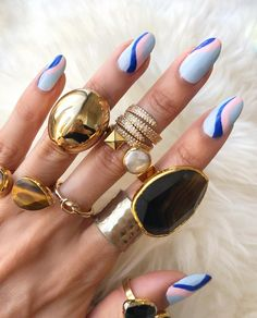 Easy Nail Art Ideas From Allure Editor In Chief Michelle Lee Pedicure Nail Art, Nail Art Diy, Easy Nail Art, Gel Nails, Colorful Nail Art, Nail Polish, Stylish Nails, Trendy Nails, Fire Nails