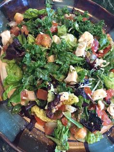 Low Calorie Kale & Chicken Salad With Pico De Gallo Kale Chicken Salad, Kale Salad, Top Recipes, Dinner Recipes, Healthy Recipes, Fast Recipes, Easy Diets, Diets For Women, Frozen Meals
