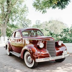 Some pretty darn amazing shots of our 1938 Studebaker Commander Coupe from the styled shoot we did with a couple weeks ago . Wedding Car, Couple Weeks, Rolls Royce, Buick, Jaguar, Muscle Cars, Mustang, Antique Cars, Chevrolet