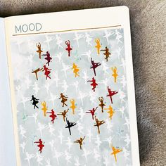 Dozens of Gorgeous Mood Trackers That Will Make Your Soul Smile Bullet Journal Tracker, Bullet Journal Mood, Bullet Journals, College Problems, Passion Planner, Happy Planner, Erin Condren Life Planner, Arc Planner, Calligraphy For Beginners
