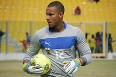 Pin for Later: The 19 Hottest Players in the World Cup Adam Larsen Kwarasey, Ghana