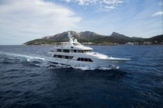 St Barths welcomes luxury motor yacht GO this festive season