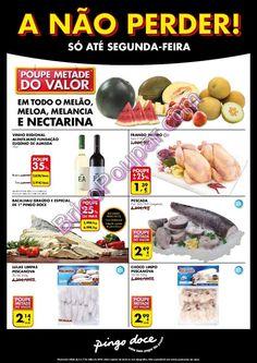 Antevisão Promoções Folheto Pingo Doce - até segunda feira - A Não Perder!