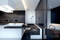Bielsko-Biala // Sfera // Apartment // 167M2   Kuoo Architects