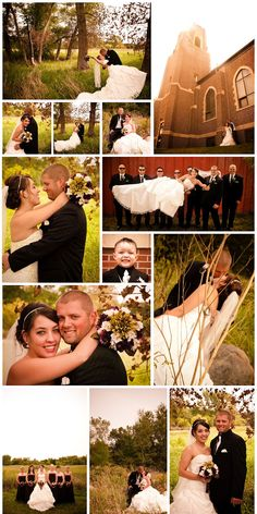 1000 Words Photography: Dusty & Amber, Part 1 * New Richland Photographer