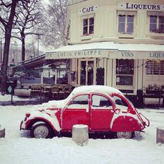 mimbeau: Café Louis Philippe - Quai de l'Hôtel de Ville Paris