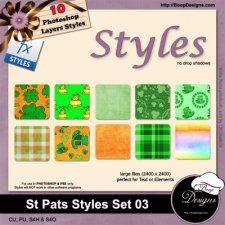 St Pats STYLES 03 by Boop Designs cudigitals.com cu commercial scrap scrapbook digital graphics#digitalscrapbooking #photoshop #digiscrap