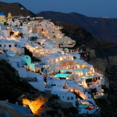 Today we travel to the enchanting island of Santorini, Greece. An absolutely incredible honeymoon locale!