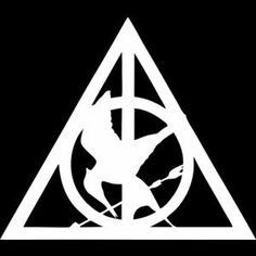 Harry Potter Deathly Hollows WHITE Vinyl CarLaptopWindowWall Decal * Read more reviews of the product by visiting the link on the image.Note:It is affiliate link to Amazon.