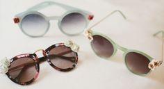 In Full Bloom: DIY Floral Sunglasses #PrettySavvySweeps #JeepCompass