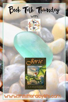 Jorie and the Magic Stones on Book Talk Thursday