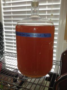 Carmel Apple Hard Cider
