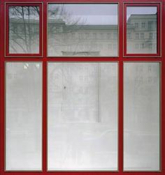 Window with door by Sabine Hornig, Guggenheim Photos Size: cm Medium: Chromogenic print mounted behind Plexiglas Solomon R. Guggenheim Museum, New York Gift, Jacqueline and Marc. Museums In Nyc, Contemporary Art, Windows, Doors, Abstract, Artwork, Pictures, Photography, Inspiration
