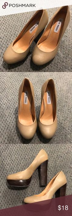 I just added this listing on Poshmark: Steve Madden nude pumps sz 6. #shopmycloset #poshmark #fashion #shopping #style #forsale #Steve Madden #Shoes
