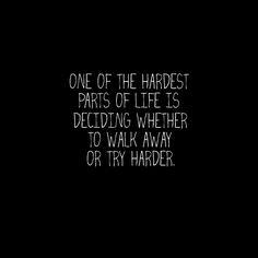 decisions, decisions. .