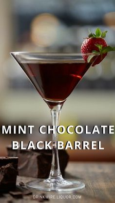 It doesn't matter if you're interested in a pre-dinner date cocktail or if you're planning to spend the evening at home watching romantic movies, you'll both be sure to LOVE this drink! Tequila and chocolate liqueur work together to make this seductive drink.