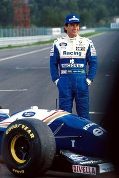 Ayrton Senna  Williams - Renault 1994, Family-Office Roth remembers you, the best racecarf driver all over the world!