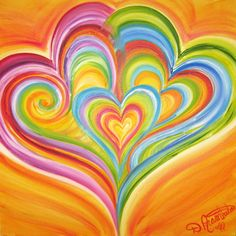 Welcome to Heart Art by Debbie Marie Arambula in Campbell, California