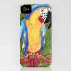 Pablo Pappagallo iPhone Case
