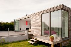 Modern Beach House film locations Sussex. Photo shoot filming locations