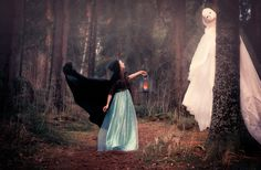 Fantasy world by Eugenia Berg photographer from Finland