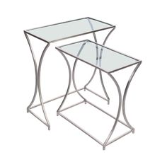 Normandy Nesting Table