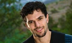 Hazem Farraj, a Palestinian convert to Christianity who hosts an Evangelical TV show.
