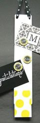 Kappa Alpha Theta Hangin' Around Magnet Board