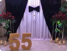 Ideas Birthday Decorations For Men Party Decor Elegant Birthday Party, 50th Birthday Party, Man Birthday, Birthday Celebration, Birthday Ideas, Birthday Decorations For Men, Wedding Decorations, Decoration Photo, Man Party