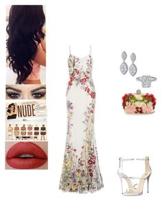 """""""Untitled #472"""" by insafsat on Polyvore featuring Alexander McQueen and Giuseppe Zanotti"""