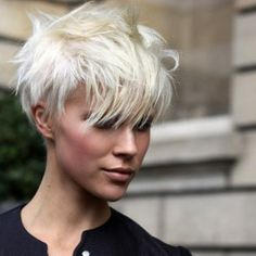 From Our Archives: Sexy Short Hair | StyleNoted