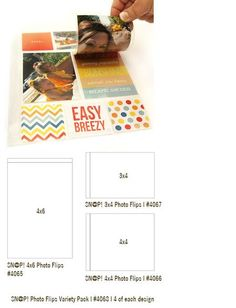 I love these Photo Flips - a NEW SN@P product by #simplestories...I NEED these for my pocket pages!