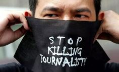 Media consultant makes case for security for journalists