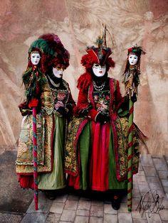 Les Belles Vénitiennes