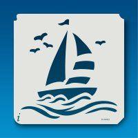 53-00053 Sailboat