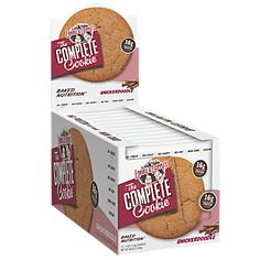 Buy Complete Cookie - SNICKERDOODLE (12 Cookie(S)) from the Vitamin Shoppe. Where you can buy Complete Cookie - SNICKERDOODLE and other Lenny & Larrys products? Buy at at a discount price at the Vitamin Shoppe online store. Order today and get free shipping on Complete Cookie - SNICKERDOODLE (UPC:787692835614)(with orders over $35).