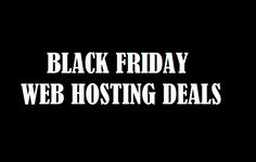 Browse through hundreds of black Friday and cyber Monday web hosting deals to find the best deal for you!