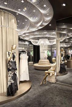 Galeries Lafayette department store, Jakarta, Indonesia designed by Plajer Franz Studio