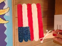4th of July project for preschoolers