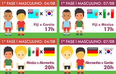 Site dos Jogos Olímpicos Rio 2016 - Salvador