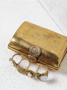 Free People Zane Il Clutch, $98.00