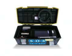 another one to ck out:  SOS in a Box: Portable Solar Powered Backup Generator System | Gadget Review